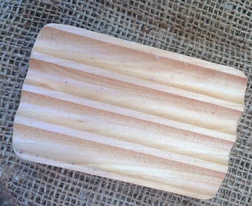 Corrugated Soap Rack