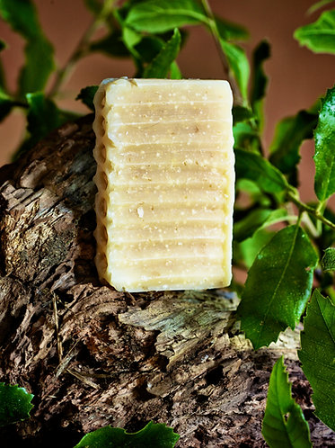 Honey & Oatmeal Goats Milk Soap