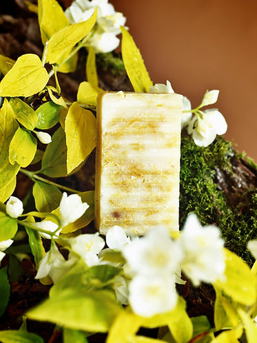 Lemon Eucalyptus & Tea Tree Goats Milk Soap