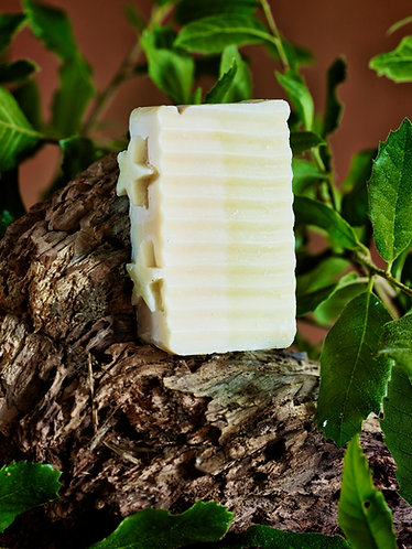 Lime & Ginger Goats Milk Soap