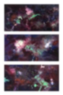 The Listener_Triptych_36x18 each piece_O