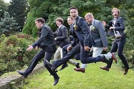 Lustige Hochzeitsbilder - Hochzeitsfotograf G&A Leverkusen