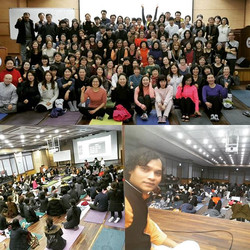 Thanks for so much love South Korea