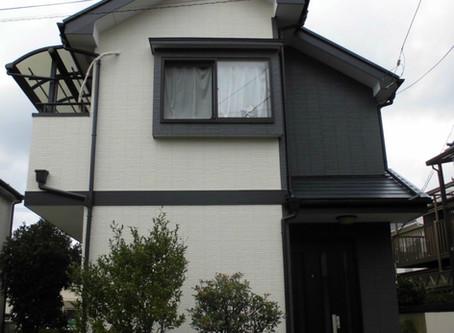 調布市・戸建て・外壁塗装・防水・シーリング