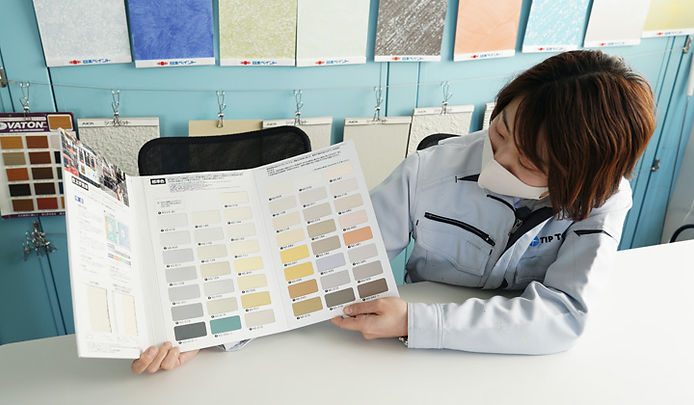 最適な塗料と工法
