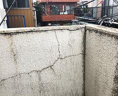壁のひび割れ・亀裂