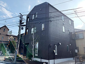 Y様邸外壁塗装施工後