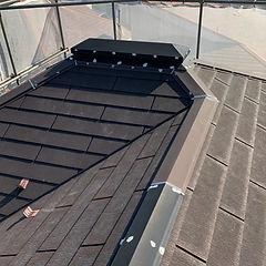 屋根のシーリング工事