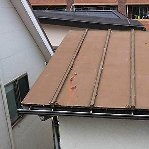 金属瓦棒(トタン)屋根