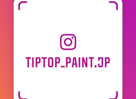 instagramアカウント開設