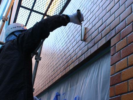 タイル 防水塗装