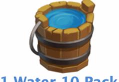 Zynga: FREE Water