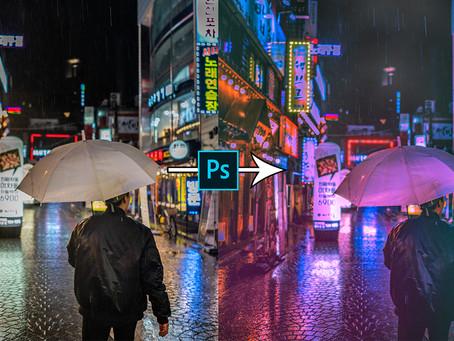 Cyberpunk Effect   Photoshop Effect   Photoshop Tutorial