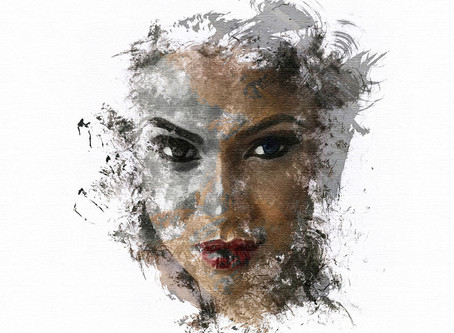 Ink Smudge Effect | Photoshop Effect | Photoshop Tutorial