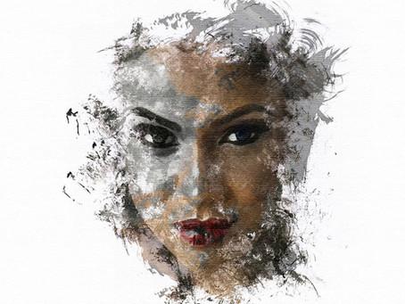 Ink Smudge Effect   Photoshop Effect   Photoshop Tutorial