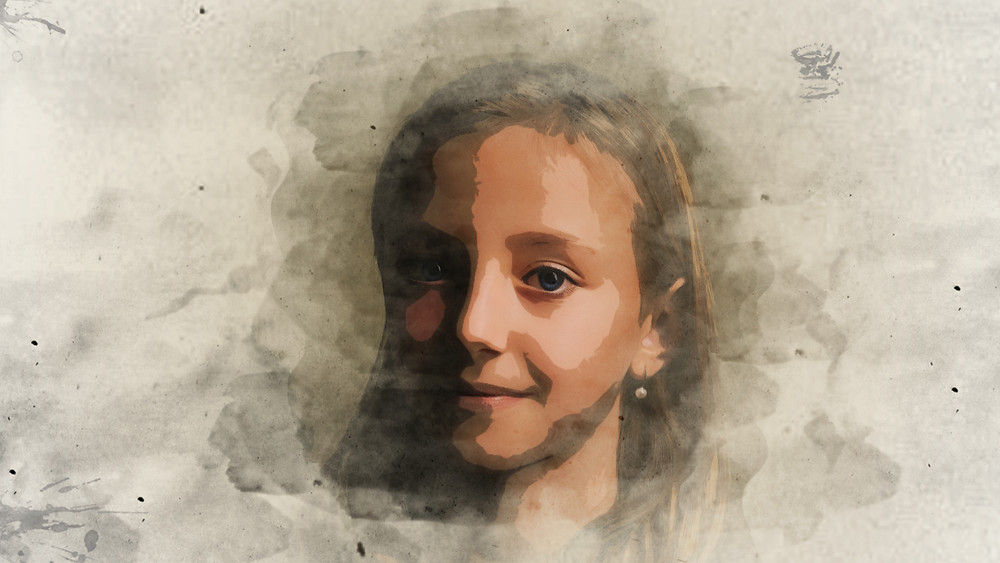 watercolor painting effect in photoshop