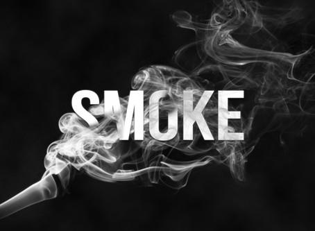 Smoke Text Effect in Photoshop | Text Manipulation | Photoshop Tutorial