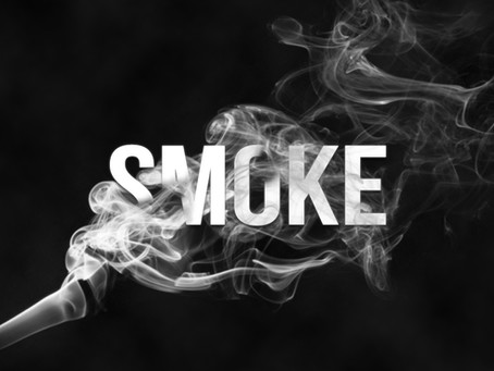 Smoke Text Effect in Photoshop | Text Manipulation | Photoshop Tutorial