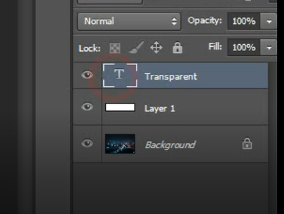 how to get selection of layer in photoshop