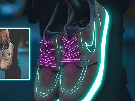 Glowing Neon Effect | Photoshop Effects | Photoshop Tutorial