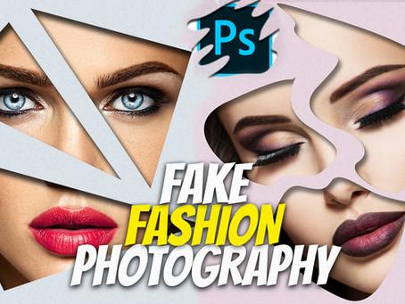 Fake Fashion Photography in Photoshop | Photoshop Tutorial