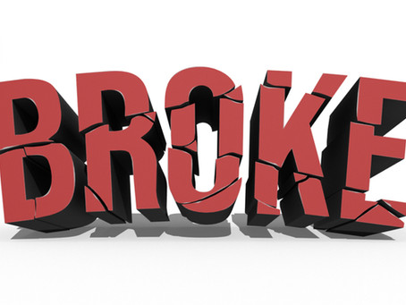 Broken 3D Text Effect | Typography Photoshop | Photoshop Tutorial