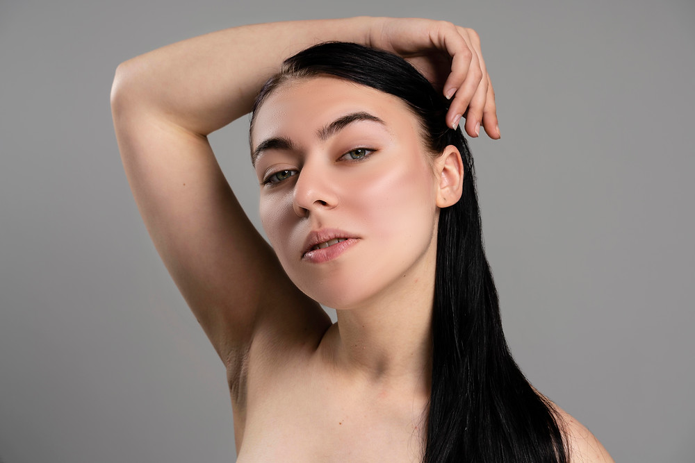 high-end skin softening/retouching in photoshop