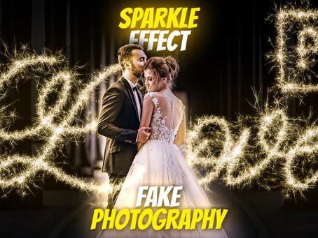 Sparkle Effect | Photoshop Effect | Photoshop Tutorial