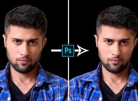 How to Remove Halos from Selection in Photoshop (4 Different Methods) | Photoshop Tutorial