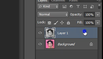 How to convert a layer to smart object in photoshop