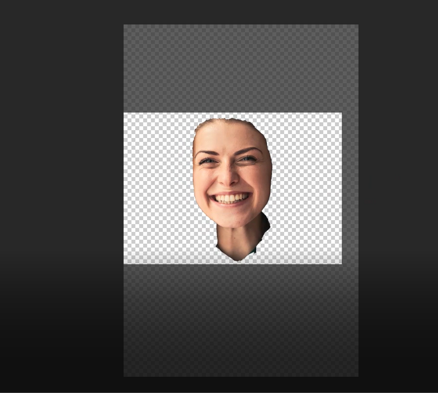 Cropping in Photoshop