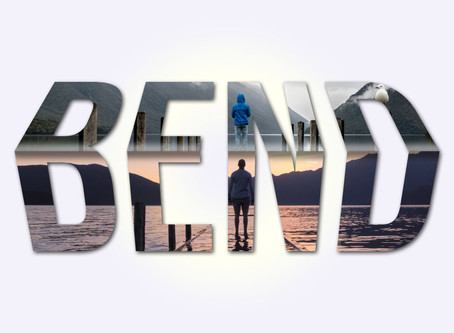 Bend 3D Text Effect in Photoshop | Text Manipulation | Photoshop Tutorial