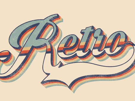 Retro Text Effect | Photoshop Effect | Photoshop Tutorial