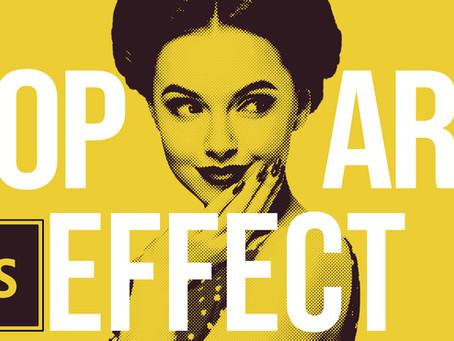 Pop Art Effect | Photoshop Effect | Photoshop Tutorial