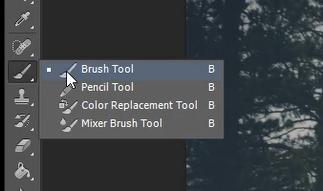 brush tool icon photoshop