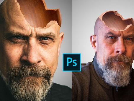 Hollow Head Effect | Photoshop Effect | Photoshop Tutorial