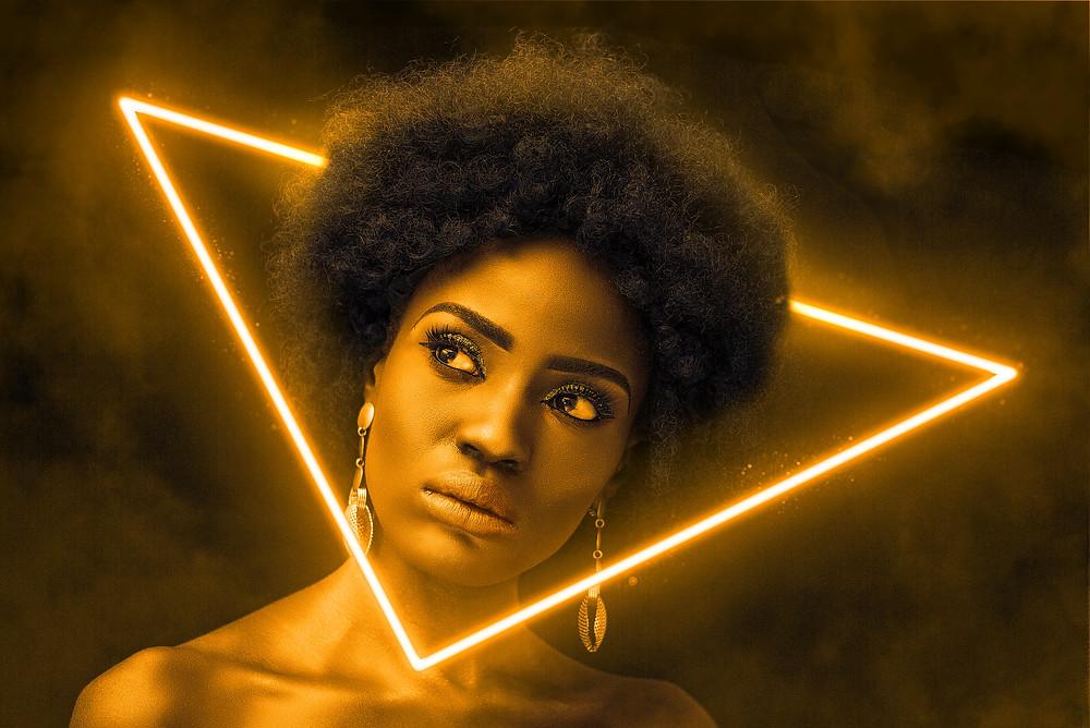 neon light glow effect in photoshop