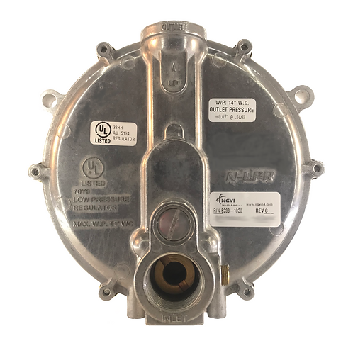N-LPR Low Pressure Regulator
