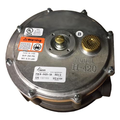 H420 Propane Regulator/Converter/Vaporizer