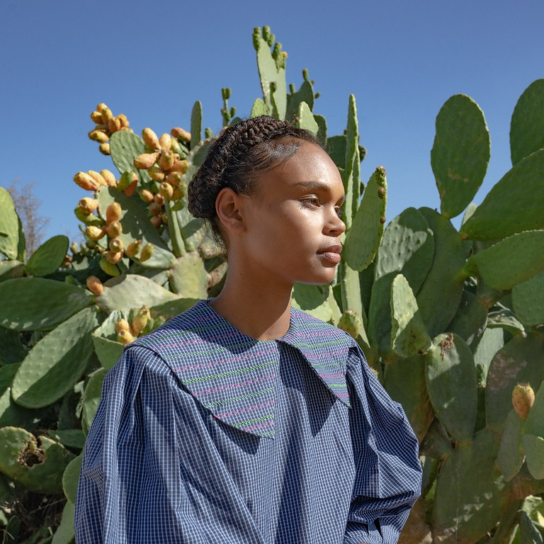 SINDISO KHUMALO: Keeping your clothes for longer - mending with textiles craft and embroidery