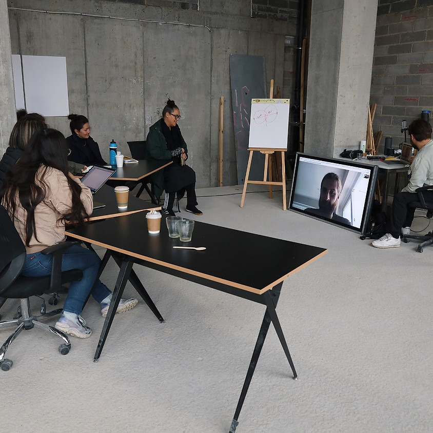 XYZ.EXCHANGE: Hosting a hybrid physical and virtual conversation with the designers from the 2020Vision pilot