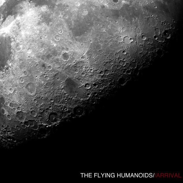 The Flying Humanoids Arrival Cover.jpg