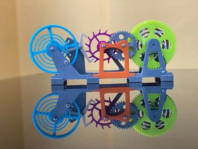 الطباعة ثلاثية الأبعاد وقطع الغيار