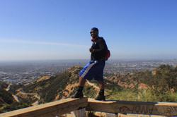 Top of Runyon Canyon (Hollywood)