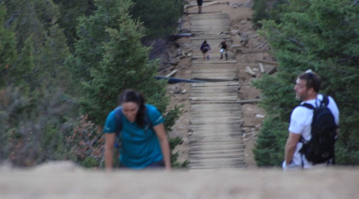 Top of Incline (Colorado Springs)