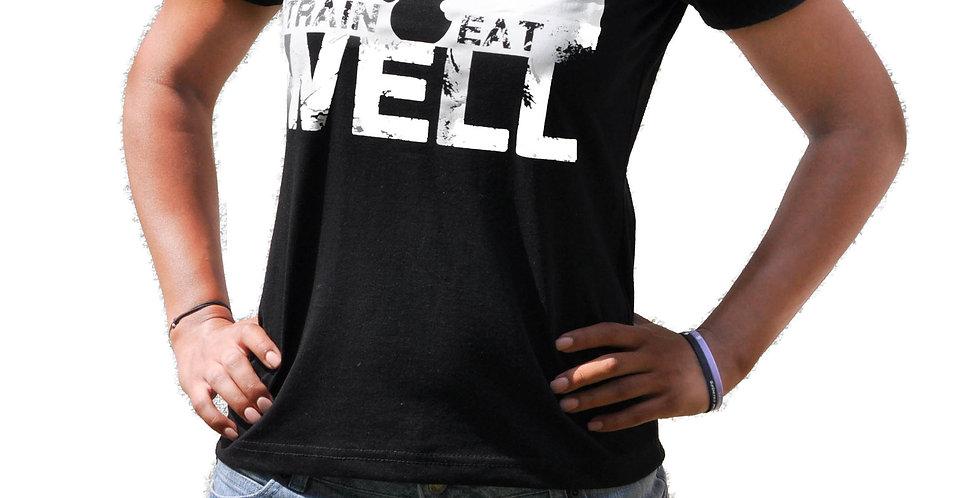 T-shirt femme TrainEatWell