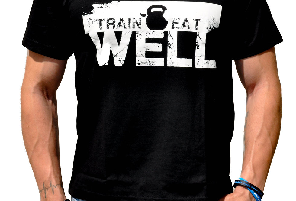 T-shirt TrainEatWell homme
