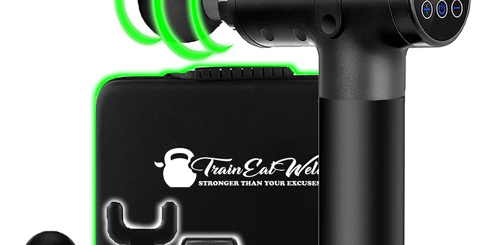 Massage gun TrainEatWell
