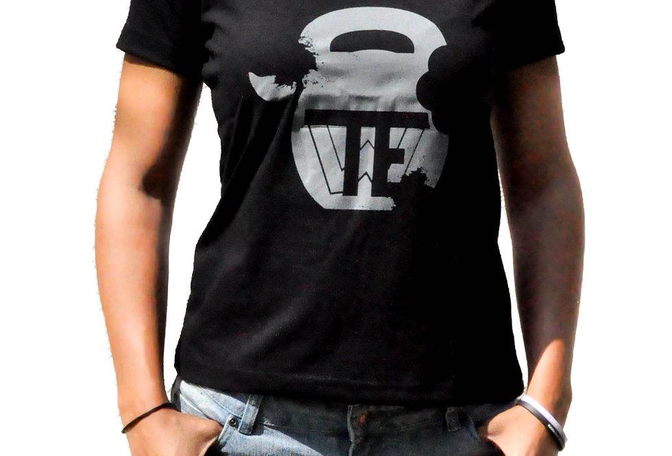 T-shirt femme kettle TrainEatWell