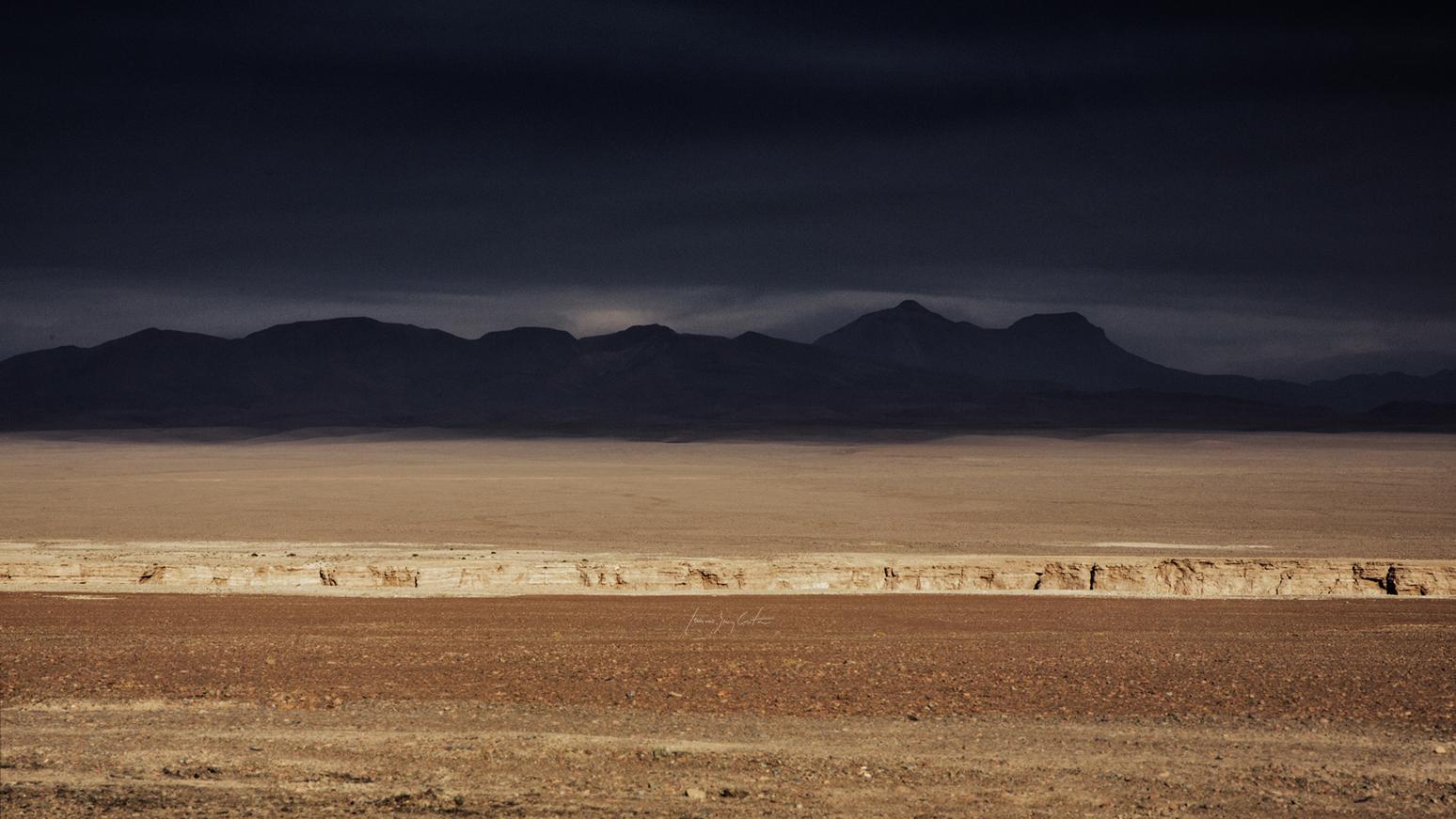 Atacama hacia Chiu Chiu